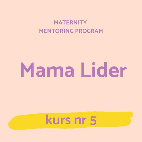 5 – Mama Lider